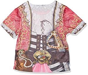 Rubies-i-630866m-Camiseta sublimación Pirata-niña-Talla M