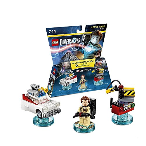 LEGO Dimensions – Level Pack – Ghost Busters - 2