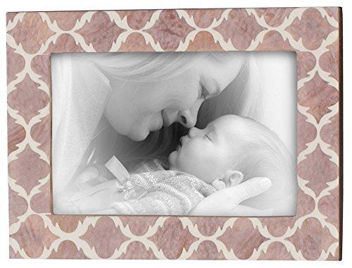 Debe Comprar–foto de 5x 7pulgadas marco de fotos–SouvNear decorativo tallado a mano...