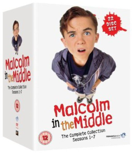 Malcolm In The Middle - The Complete Collection Box Set (Seasons 1-7) [DVD] [UK Import]