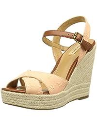 Pepe JeansWalker T Bar - Espadrillas Donna amazon-shoes beige Primavera