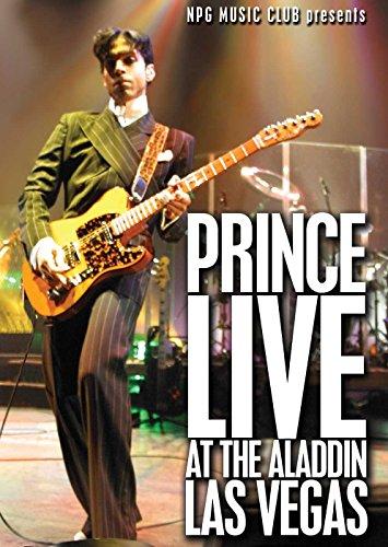 Prince - Live at the Aladdin, Las Vegas -