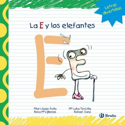 La E y los elefantes (Castellano - A Partir De 3 Años...