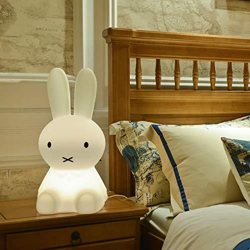 Veilleuses pour enfants,Oeil Protecteur Lampe Lapin Feu Allaitement Chevet Nuit De Sommeil Oeil Protecteur,50Cm Lumière Chaude