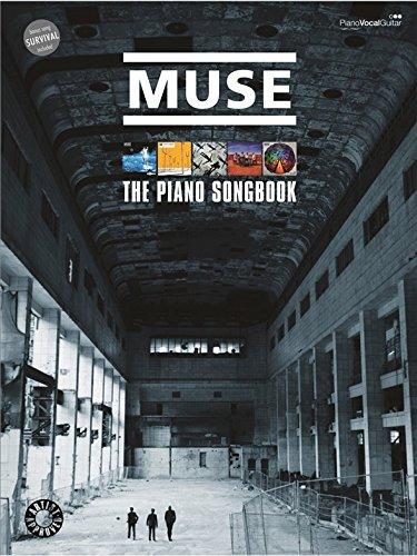 Muse: Piano Songbook. Partitions pour Piano, Chant et Guitare par  Faber Music