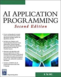 (AI Application Programming) By Jones, M. Tim (Author) Paperback on (06 , 2005)