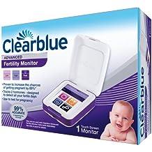 Clearblue monitor de fertilidad avanzado, 1Monitor pantalla táctil
