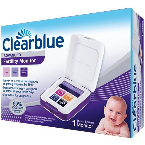 Clearblue Advanced Fertility Monitor Kit