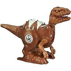 Jurassic World Brawlasaurs Velociraptor Blue Figure by Jurassic Park