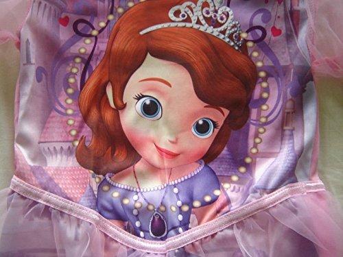 e Erste Mädchen TuTu Kleid Prinzessin Kostüm 5-6 Jahre ()