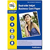 Full Colors studio Lab Series Dual-side inkjet business card paper A3 Paper