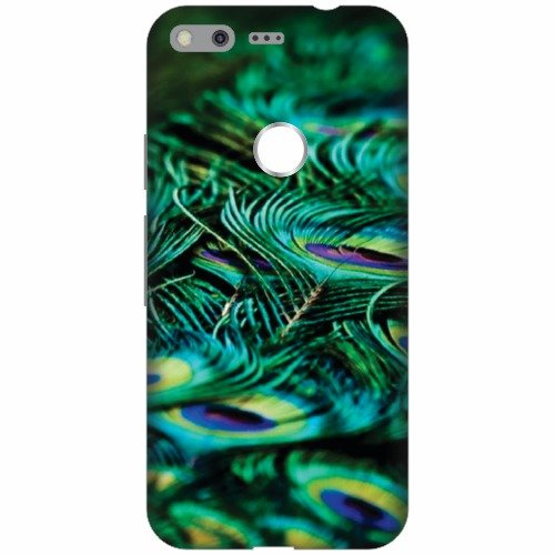 Printland Designer Back Cover For Google Pixel – Abstract Art Designer Cases