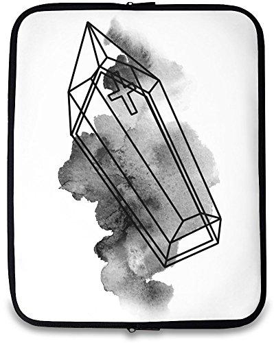 Geometrical Coffin Black Stampa per Computer 15