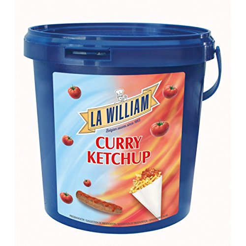 La William - Curry Ketchup 3 L