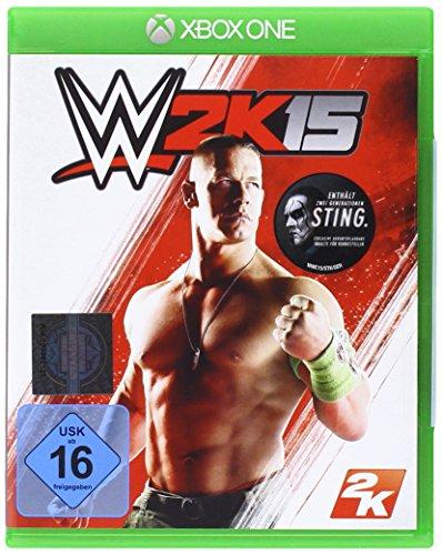 WWE 2K15 XBOX One [Edizione: Germania]