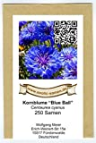 """Centaurea cyanus - Blaue Kornblume""""Blue Ball"""" - 250 Samen"""