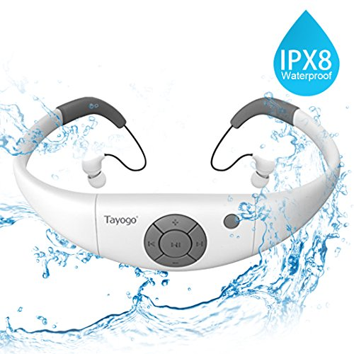 Tayogo Mp3 Natacion,Ipx8 8gb...