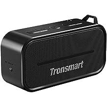 Altavoz Bluetooth, Tronsmart T2 Portátil Impermeable IPX56 Premium 10W Inalámbrico Estéreo Microfóno con 12 Horas de Emisión Continua para Samsung, HuaWei, XiaoMi, Nexus, HTC, iPhone y iPad, etc