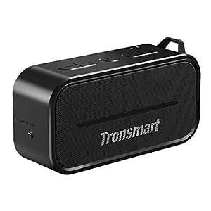 ELEMENT T2 Altoparlante Speaker Bluetooth - Portatile, Impermeabile Doccia Outdoor, Potente 10W Audio Stereo, Wireless con Microfono Incorporato per Telefonate Vivavoce