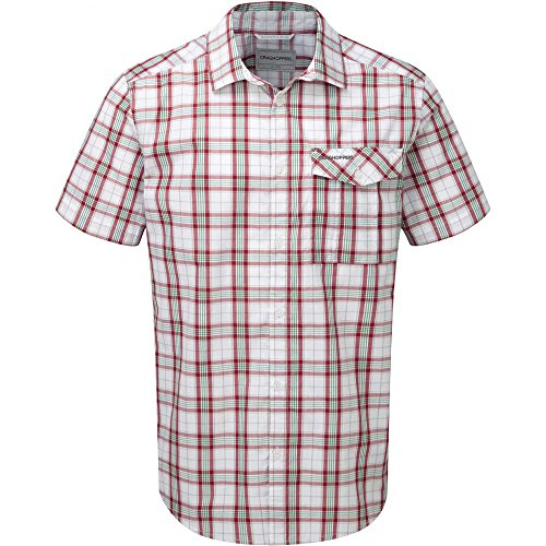 craghoppers-mens-spencer-short-sleeve-check-pattern-button-shirt