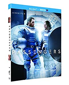 Passengers [Blu-ray + Copie digitale]