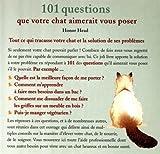 Image de 101 questions que votre chat...