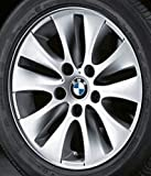 Original BMW Alufelge 1er E81 E82 E87 E88 V-Speiche 229 in 16 Zoll