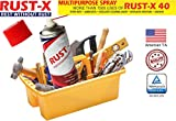 RUST-X 40 | 450 ml | A Multipurpose spray having excellent utility