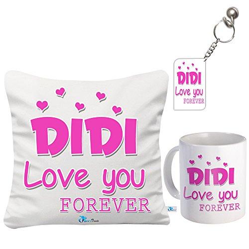 Sky Trends Gifts for Sister On Raksha Bandhan Surprise Gift for Sister Best Gift for Sister St-06 st-sistercmb06