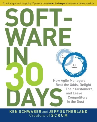 Software in 30 Days: How Agile Managers Beat the Odds, Delight Their Customers, and Leave Competitors in the Dust - Software Recht