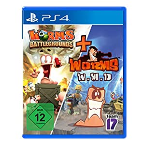 Worms Battlegrounds + W.M.D