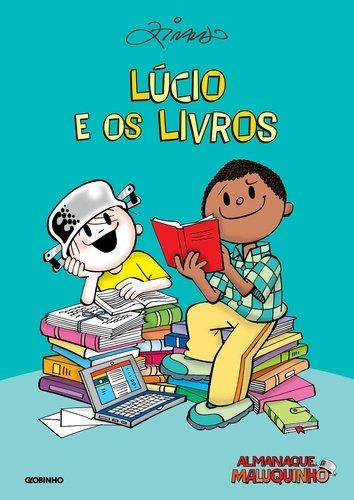 Almanaque Maluquinho Lúcio e os Livros (Em Portuguese do Brasil)