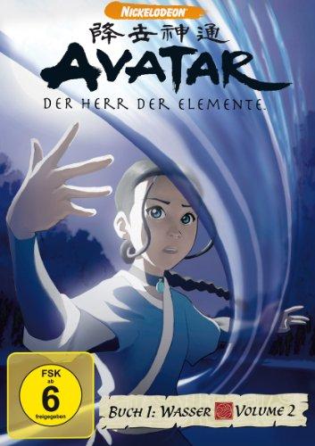 Paramount Home Entertainment Avatar - Der Herr der Elemente, Buch 1: Wasser, Volume 2