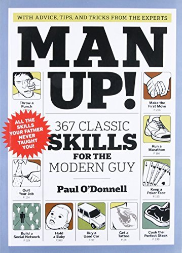 Man Up! by Paul O'Donnell (2011) Paperback