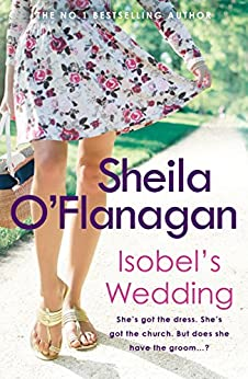 Isobel's Wedding by [O'Flanagan, Sheila]