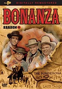 Bonanza - Season 1 (4 DVDs)