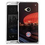 DeinDesign HTC One M7 Hülle Case Handyhülle FC Bayern München