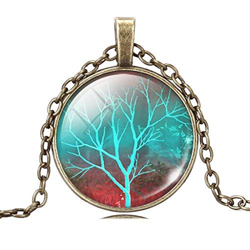 beau-monde-frais-arbre-branche-herbe-rouge-impression-collier-antique-bronze-collier-pour-amis