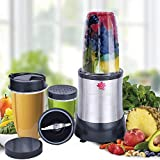 BMS Lifestyle Nutri-Blast Nutrient Extractors & Smoothie Blenders with User Guide and Recipe