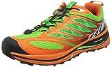 Tecnica, Inferno Xlite 2.0 MS, Scarpe sportive, Uomo, Multicolore (Lime Arancio), 43.5