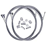 Hotop Road Bike Brake Cable Bicycle Gear Cable Wire and...