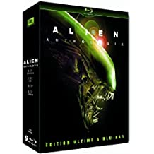 Alien Anthologie : Coffret 6 Blu-ray - Edition Ultimate [Blu-ray]