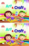 Best Books For 9 Year Olds - Gikso Combo of Art and Craft 1 Review