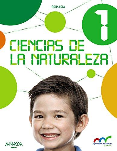 Ciencias de la Naturaleza 1. (Aprender es crecer en conexión) - 9788469806258