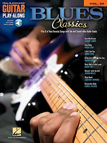 Guitar Play-Along Volume 95: Blues Classics