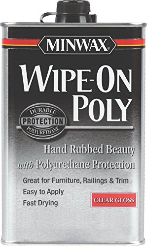 minwax-60900-wipe-on-poly-polyurethane-finish-clear-gloss-quart-by-minwax