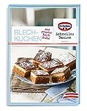 Blechkuchen aus privater Backstube: Schnelles Backen