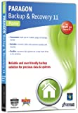 Paragon Backup & Recovery 11 (Home), 1 PC (PC)