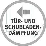 roba 58771 – Dream World 2 Wickelkommode inkl. Wickelansatz 104 x 75 cm mit 2 Türen, 1 breites Schubfach, 1 Boden - 5