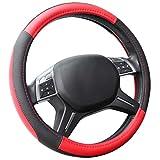 Best Cubiertas de coches Honda - COFIT Cubierta del Volante de Cuero del Microfibra Review
